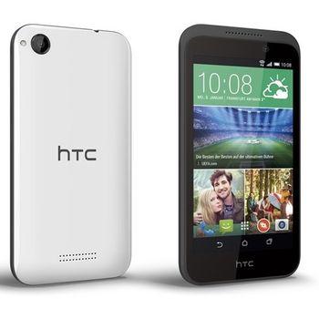HTC Desire 320 (V01) Single Sim, bílý