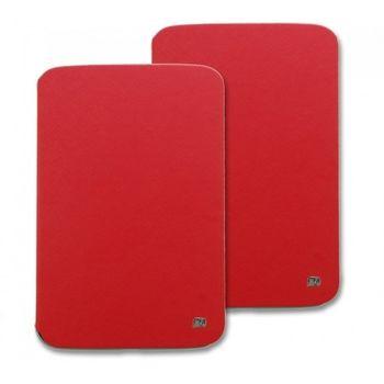 ANYMODE  pouzdro se stojánkem pro Samsung Galaxy Note 8.0, PU kůže, červené
