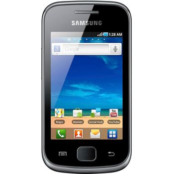 Samsung Galaxy Gio Dark Silver