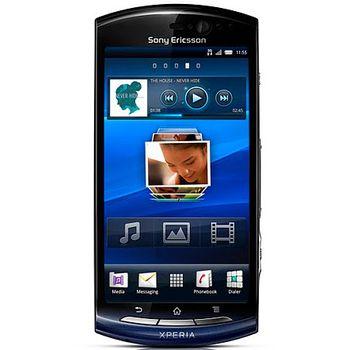 Sony Ericsson Xperia neo MT15i - modrý