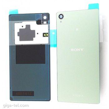 Náhradní díl kryt baterie pro Sony D6603 Xperia Z3, stříbrná