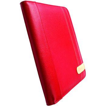Krusell pouzdro Gaia iPad - červená