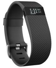 Fitbit Charge HR (s měřením tepu), velikost S, černý