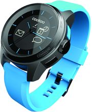 Cookoo watch - Bluetooth 4.0 hodinky pro iOS černo-modré