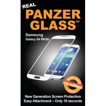 PanzerGlass ochranné sklo pro Samsung Galaxy S4, bílé