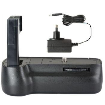 Grip bateriový s baterií pro NikonD40, D40X, D5000, D60, 2200mAh