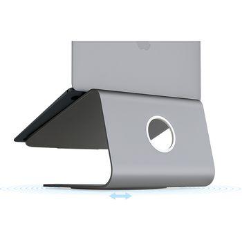 Rain Design mStand 360 otočný stojan pro notebook, šedý
