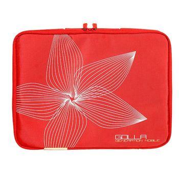 """Golla laptop sleeve 13"""" autumn g840 red 2010"""