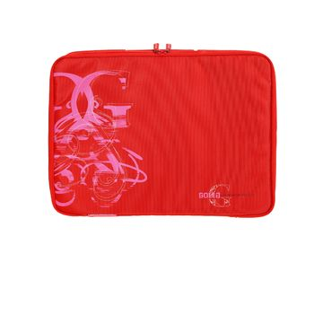 """Golla laptop sleeve 16"""" curl g876 red 2010"""