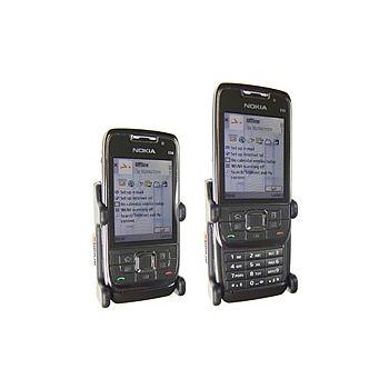 Brodit držák do auta pro Nokia E66 - bez kloubu bez nabíjení