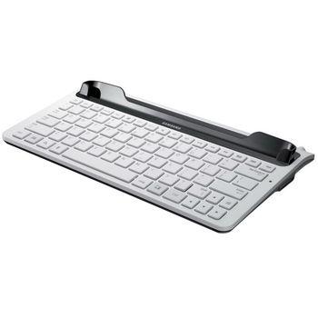 Samsung klávesnice s dokem ECR-K14A pro Galaxy TAB 10.1 (P7500/P7510), bílá eko-balení