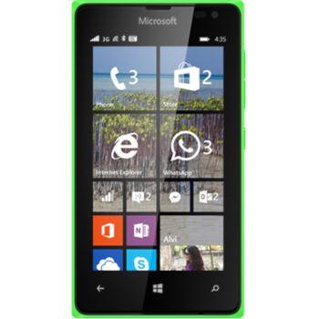 Microsoft Lumia 435 Dual SIM zelená