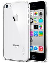 Spigen UltraThin Air Crystal pouzdro pro iPhone 5/5S, průhledné
