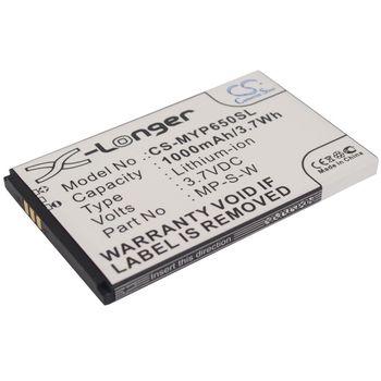 Baterie pro MyPhone 6500, 1000mAh li-ion