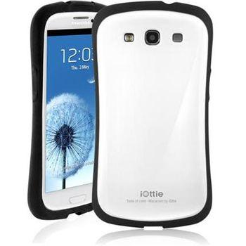 iOttie Macaron - ochranné pouzdro pro Samsung Galaxy SIII bílé
