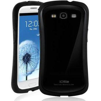 iOttie Macaron - ochranné pouzdro pro Samsung Galaxy SIII černé