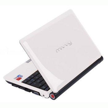 """mivvy L310 10"""" Atom 1,6/WIFI/BT/160GB/2GB RAM/1,3Mpx/Linux (bílá) + brašna"""
