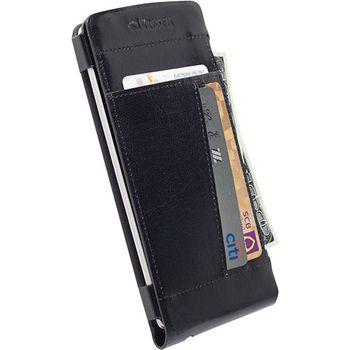 Krusell pouzdro WalletCase Kalmar pro LG G3, černá