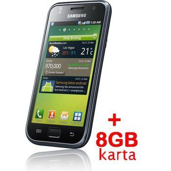 Samsung Galaxy S i9000 + 8GB karta
