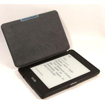 C-TECH PROTECT pouzdro pro Amazon Kindle PAPERWHITE/PAPERWHITE 2, WAKE/SLEEP funkce, černá
