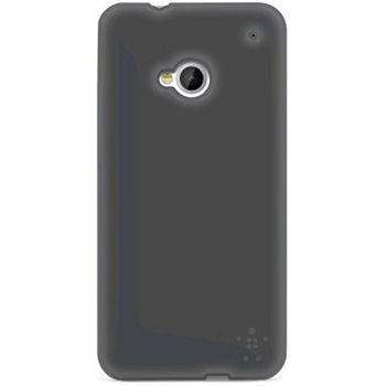 Belkin Grip Sheer Matte pro HTC One, černé (F8M568vfC00)