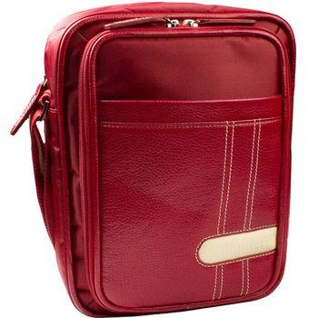 "Krusell Gaia Netbook taška na netbook - do 12"" (Apple iPad/iPad2) - červená"