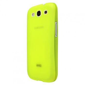Artwizz Clip Light pouzdro pro Samsung Galaxy S III - neonová žlutá