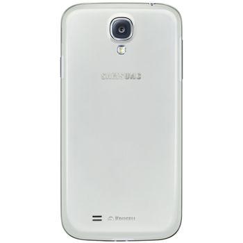 Krusell hard case - iFrostCover - Samsung Galaxy S4 (bílá transparentní)