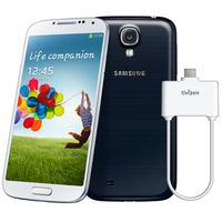 Předobjednávky na Samsung S 4? Ale kdeže, jdeme mnohem dál: Samsung Galaxy S 4 + TV Tuner ZDARMA!