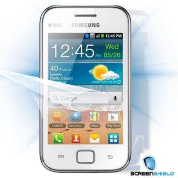 Fólie ScreenShield Samsung Galaxy Ace Duos - celé tělo