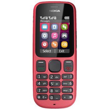 Nokia 101 červená
