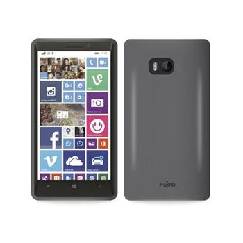 Puro silikonový kryt pro Nokia Lumia 930, černý