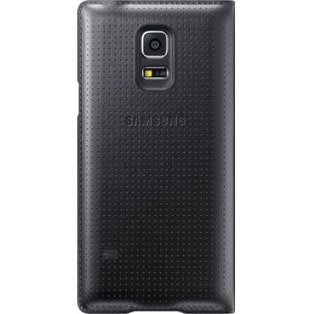 Samsung flipové pouzdro EF-FG800BK pro Galaxy S5 mini, černé