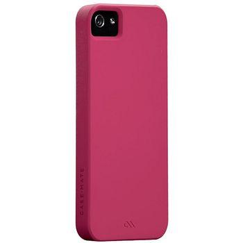 Case Mate Barely There case pro Apple iPhone 5 - růžová