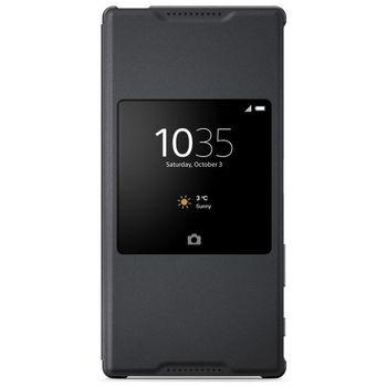 Sony pouzdro Smart Cover SCR46 pro Xperia Z5 Premium, černé