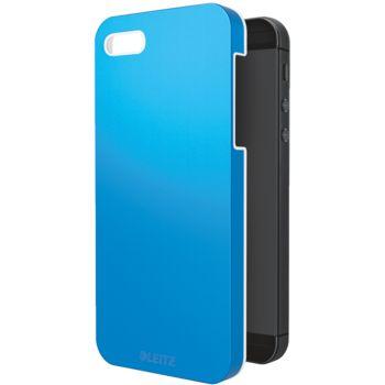 Kryt Leitz Complete WOW pro iPhone 5 modrý