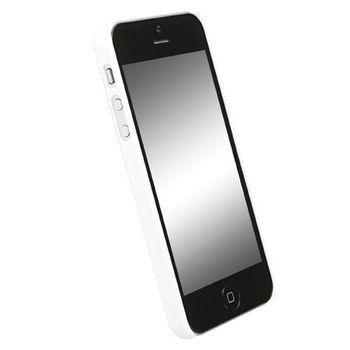 Krusell hard case - ColorCover - Apple iPhone 5  (bílá)