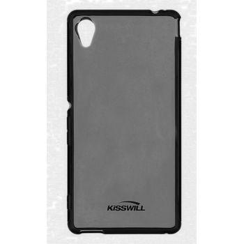 Kisswill TPU pouzdro pro Sony Xperia Z5 Compact, černé