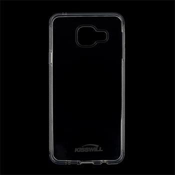 Kisswill TPU pouzdro pro Samsung A310 Galaxy A3 2016, transparentní