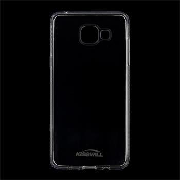 Kisswill TPU pouzdro pro Samsung A510 Galaxy A5 2016, transparentní