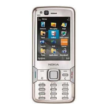 Nokia N82 White Light - bazar