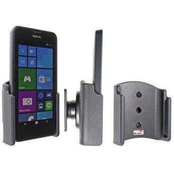 Brodit držák do auta na Nokia Lumia 630/630DS bez pouzdra, bez nabíjení