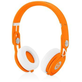 Beats sluchátka Mixr, oranžová