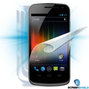 Fólie ScreenShield Galaxy Nexus i9250 - celé tělo
