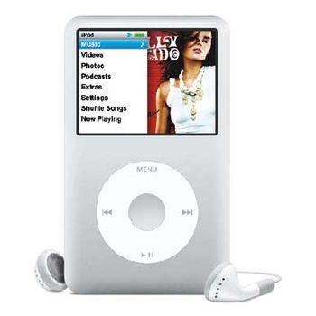 iPod classic 80GB - Silver