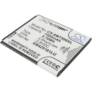 Baterie pro Samsung Galaxy S Duos 1500mAh Li-ion
