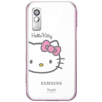 Samsung S5230 Star Hello Kitty + Krusell pouzdro Edge (růžová)