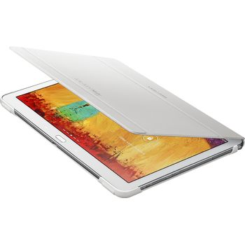 Samsung polohovací pouzdro EF-BP600BW pro Galaxy Note 10.1 2014, bílá