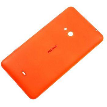 Náhradní díl kryt baterie pro Nokia Lumia 1320, oranžový