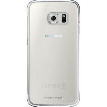 Samsung ochranný zadní kryt EF-QG920BS pro Galaxy S6, stříbrná